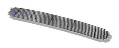 Grilles - Custom Fit Grilles - APS - Honda Civic HB APS Billet Grille - Bumper - Aluminum - H67108A