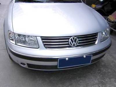 Headlights & Tail Lights - Headlights - Custom - VW Passat Crystal Clear Headlights