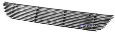 Grilles - Custom Fit Grilles - APS - Honda Civic 2DR APS Billet Grille - Bumper - Aluminum - H67125A