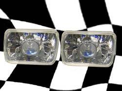 Headlights & Tail Lights - Headlights - Custom - Crystal Pro Headlights