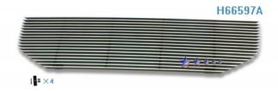 Grilles - Custom Fit Grilles - APS - Honda Pilot APS Grille - H86597A