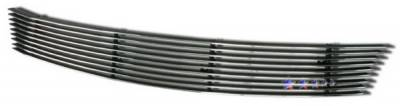 Grilles - Custom Fit Grilles - APS - Honda Civic 2DR APS Billet Grille - Upper - Aluminum - H87100A