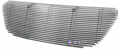 Grilles - Custom Fit Grilles - APS - Honda CRV APS Billet Grille - Upper - Aluminum - H87131A