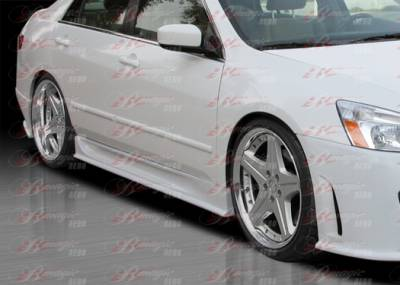 Accord 4Dr - Side Skirts - AIT Racing - Honda Accord 4DR AIT Racing Wondrous Style B-Magic Side Skirts - HA03BMGLSSS4