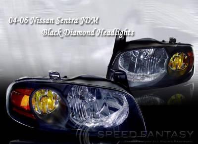 Headlights & Tail Lights - Headlights - Custom - Black Diamond Headlights