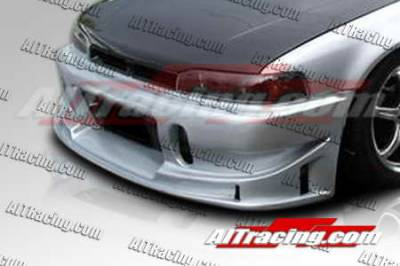 Accord Wagon - Front Bumper - AIT Racing - Honda Accord AIT Racing BC Style Front Bumper - HA90HIBCSFB