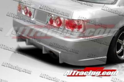 Accord Wagon - Rear Bumper - AIT Racing - Honda Accord AIT Racing BC Style Rear Bumper - HA90HIBCSRB