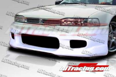 Accord Wagon - Front Bumper - AIT Racing - Honda Accord AIT Racing CW Style Front Bumper - HA90HICWSFB