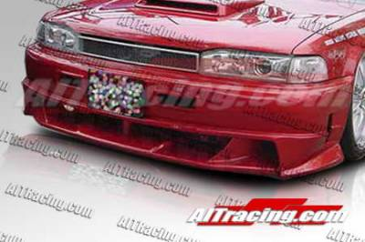 Accord Wagon - Front Bumper - AIT Racing - Honda Accord AIT Racing Extreme Style Front Bumper - HA90HIEXSFB