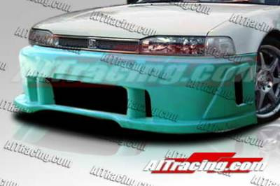 Accord Wagon - Front Bumper - AIT Racing - Honda Accord AIT Racing Sin Style Front Bumper - HA90HISINFB