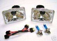 Headlights & Tail Lights - Headlights - Custom - Crystal Headlights