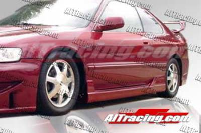 Accord 2Dr - Side Skirts - AIT Racing - Honda Accord AIT Racing BC Style Side Skirts - HA94HIBCSSS2