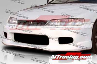 Accord Wagon - Front Bumper - AIT Racing - Honda Accord AIT Racing CW Style Front Bumper - HA94HICWSFB
