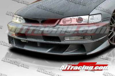 Accord Wagon - Front Bumper - AIT Racing - Honda Accord AIT Racing Extreme Style Front Bumper - HA94HIEXSFB