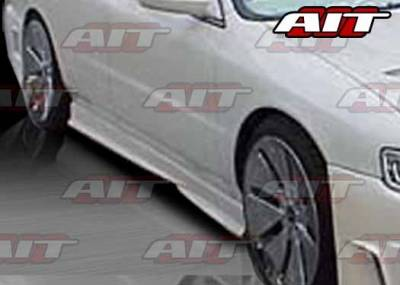 Accord 2Dr - Side Skirts - AIT Racing - Honda Accord AIT M3S Style Side Skirts - HA94HIM3SSS