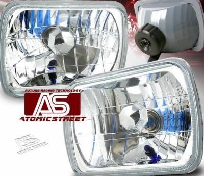 Headlights & Tail Lights - Headlights - Custom - JDM Diamond  Headlights