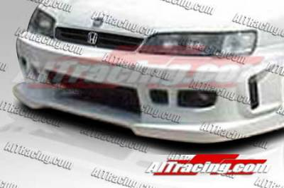 Accord Wagon - Front Bumper - AIT Racing - Honda Accord AIT Racing Revolution Style Front Bumper - HA94HIREVFB