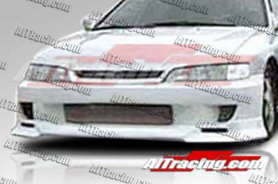 Accord Wagon - Front Bumper - AIT Racing - Honda Accord AIT Racing SF Style Front Bumper - HA94HISFSFB