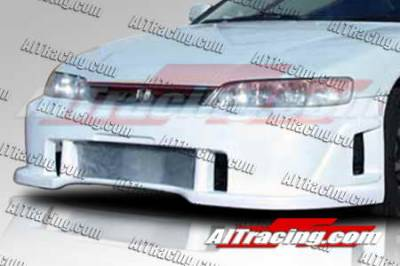 Accord Wagon - Front Bumper - AIT Racing - Honda Accord AIT Racing SIN Style Front Bumper - HA94HISINFB