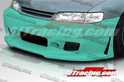 Accord Wagon - Front Bumper - AIT Racing - Honda Accord AIT Racing Zen Style Front Bumper - HA94HIZENFB