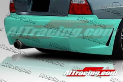 Accord Wagon - Rear Bumper - AIT Racing - Honda Accord AIT Racing Zen Style Rear Bumper - HA94HIZENRB