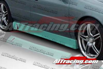 Accord 2Dr - Side Skirts - AIT Racing - Honda Accord AIT Racing Zen Style Side Skirts - HA94HIZENSS