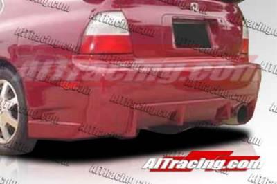 Accord Wagon - Rear Bumper - AIT Racing - Honda Accord AIT Racing BC Style Rear Bumper - HA96HIBCSRB