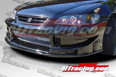 Accord Wagon - Front Bumper - AIT Racing - Honda Accord AIT Racing BC Style Front Bumper - HA98HIBCSFB4