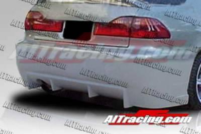 Accord Wagon - Rear Bumper - AIT Racing - Honda Accord AIT Racing BC Style Rear Bumper - HA98HIBCSRB4