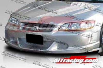 Accord Wagon - Front Bumper - AIT Racing - Honda Accord AIT Racing EVO2 Style Front Bumper - HA98HIEVO2FB2