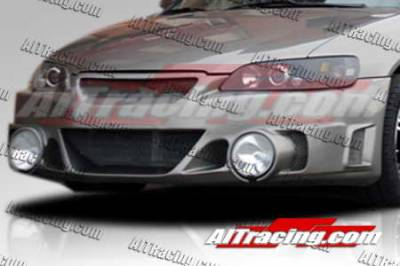 Accord Wagon - Front Bumper - AIT Racing - Honda Accord AIT Racing EVO2-L Style Front Bumper - HA98HIEVO2FBL2