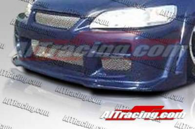 Accord Wagon - Front Bumper - AIT Racing - Honda Accord AIT Racing R34 Style Front Bumper - HA98HIR34FB2