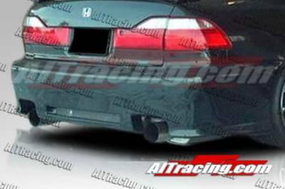 Accord Wagon - Rear Bumper - AIT Racing - Honda Accord AIT Racing Revolution Style Rear Bumper - HA98HIREVRB4