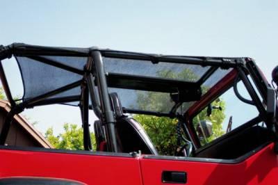 Ragtops Sunroofs - OEM - Warrior - Suzuki Samurai Warrior Breezer Top - 1130