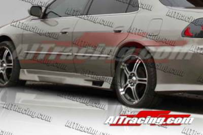 Accord 2Dr - Side Skirts - AIT Racing - Honda Accord AIT Racing Revolution Style Side Skirts - HA98HIREVSS4