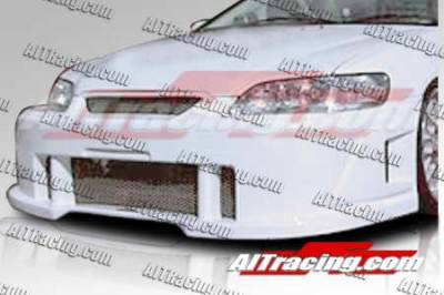 Accord Wagon - Front Bumper - AIT Racing - Honda Accord AIT Racing SIN Style Front Bumper - HA98HISINFB2