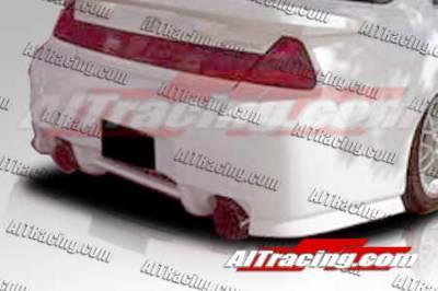 Accord Wagon - Rear Bumper - AIT Racing - Honda Accord AIT Racing SIN Style Rear Bumper - HA98HISINRB2