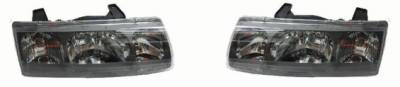 Headlights & Tail Lights - Headlights - Custom - Replacement Headlights