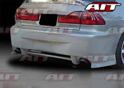 Accord 4Dr - Rear Bumper - AIT Racing - Honda Accord 4DR AIT SIN Style Rear Bumper - HA98HISINRB4