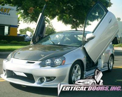 Vertical Door Kits - OEM - Vertical Doors Inc - Acura RSX VDI Vertical Lambo Door Hinge Kit - Direct Bolt On - VDCARSX0207