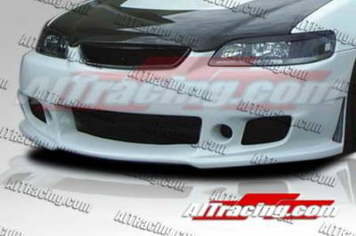 Accord Wagon - Front Bumper - AIT Racing - Honda Accord AIT Racing Zen Style Front Bumper - HA98HIZENFB4