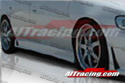 Accord 2Dr - Side Skirts - AIT Racing - Honda Accord AIT Racing Zen Style Side Skirts - HA98HIZENSS4