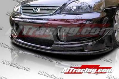 Civic HB - Front Bumper - AIT Racing - Honda Civic AIT Racing BC Style Front Bumper - HC01HIBCSFB