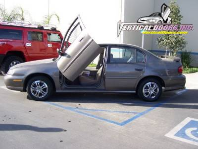 Vertical Door Kits - OEM - Vertical Doors Inc - Chevrolet Malibu VDI Vertical Lambo Door Hinge Kit - Direct Bolt On - VDCCHEVYMALIBU9700