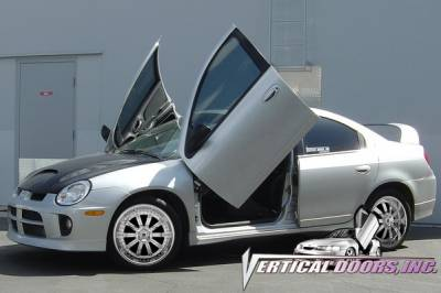 Vertical Door Kits - OEM - Vertical Doors Inc - Dodge Neon VDI Vertical Lambo Door Hinge Kit - Direct Bolt On - VDCDN0006