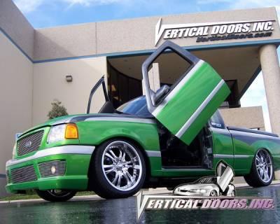 Vertical Door Kits - OEM - Vertical Doors Inc - Ford Ranger VDI Vertical Lambo Door Hinge Kit - Direct Bolt On - VDCFR9808