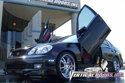 Vertical Door Kits - OEM - Vertical Doors Inc - Lexus GS VDI Vertical Lambo Door Hinge Kit - Direct Bolt On - VDCLEXGS4009804