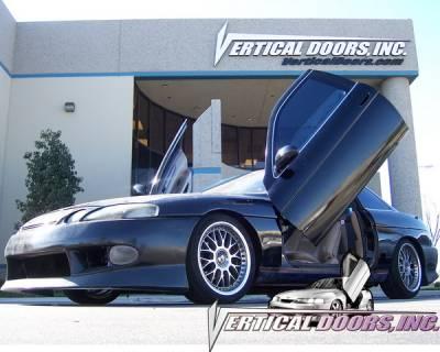 Vertical Door Kits - OEM - Vertical Doors Inc - Lexus SC VDI Vertical Lambo Door Hinge Kit - Direct Bolt On - VDCLEXSC9100
