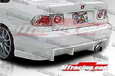 Civic HB - Rear Bumper - AIT Racing - Honda Civic AIT Racing BC Style Rear Bumper - HC96HIBCSRB