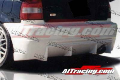 Civic HB - Rear Bumper - AIT Racing - Honda Civic AIT BC Style Rear Bumper - HC96HIBCSRB3